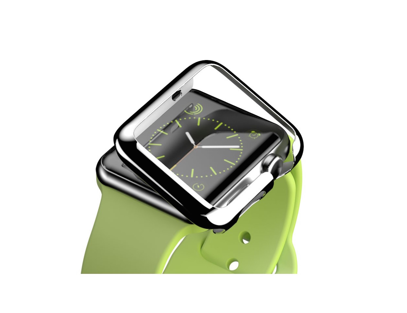 Ultra Thin Case for Apple Watch 42mm
