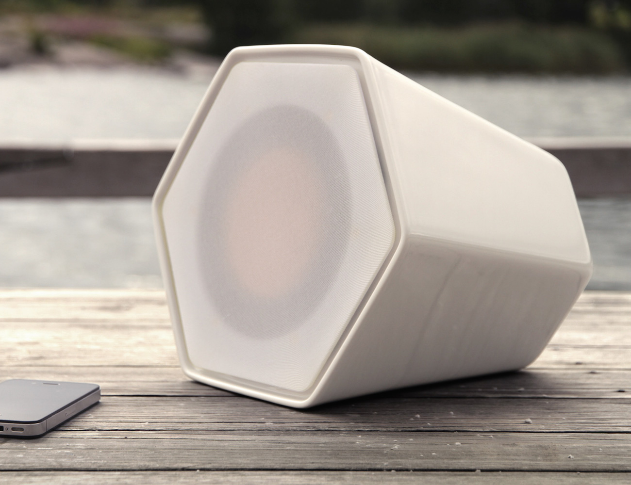 wireless speakers for office. unmonday model 43 wireless speaker speakers for office