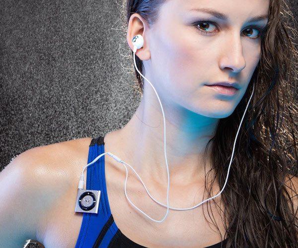 Waterproof iPod shuffle Swimbuds SPORT Bundle
