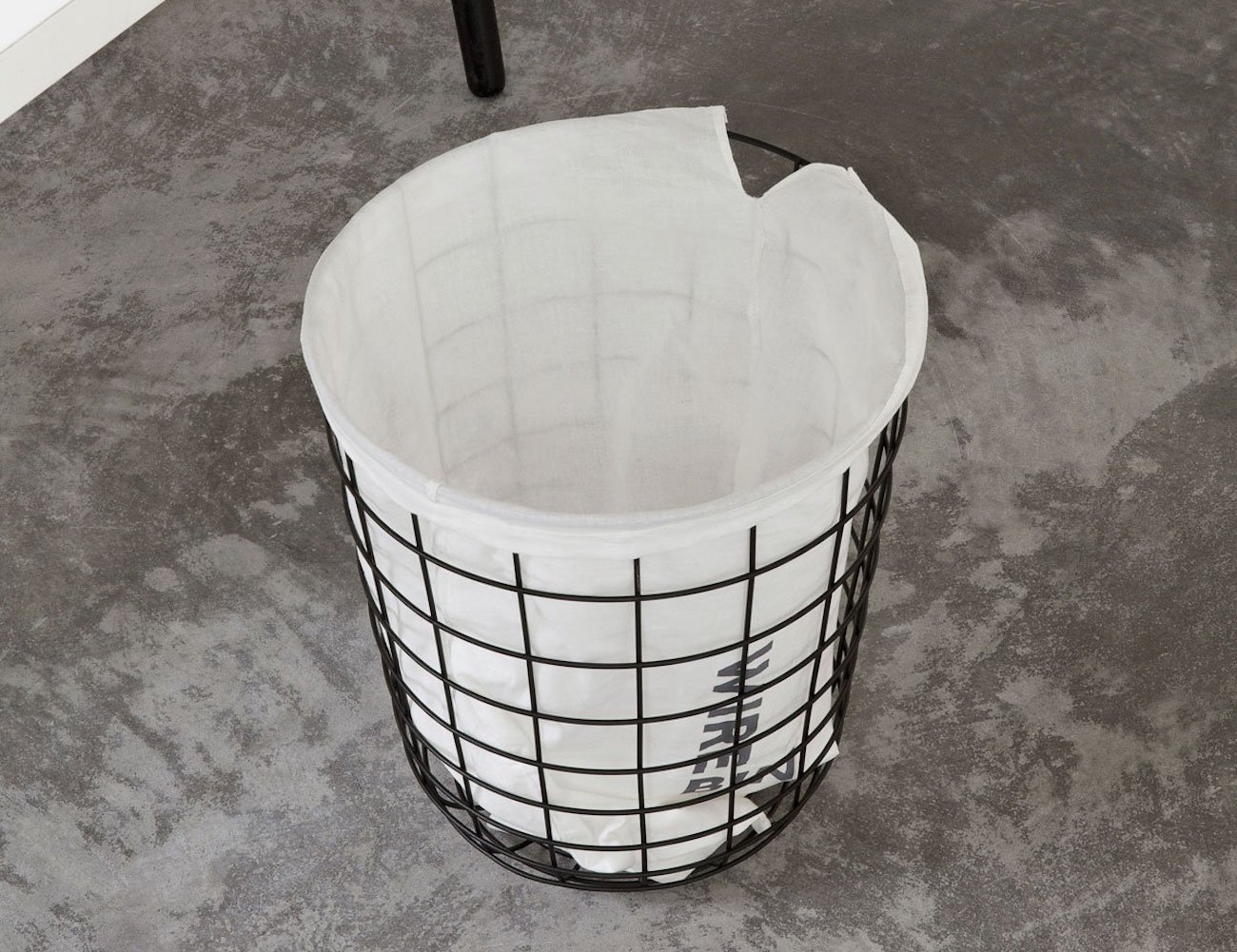 Wire Bin by Norm Architects – Simple and Elegant Design For Your Home
