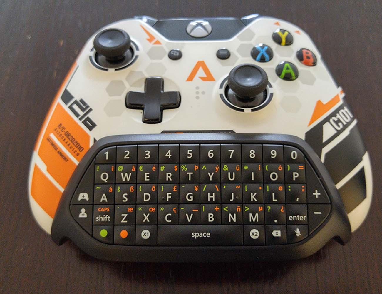 Xbox Chatpad