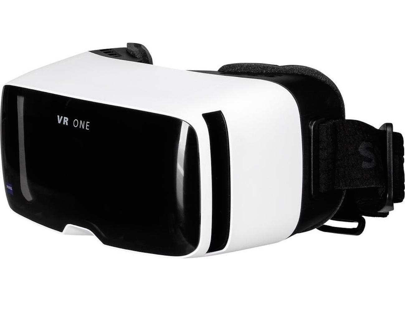 Zeiss VR ONE Smartphone Compatible Virtual Reality Headset ...