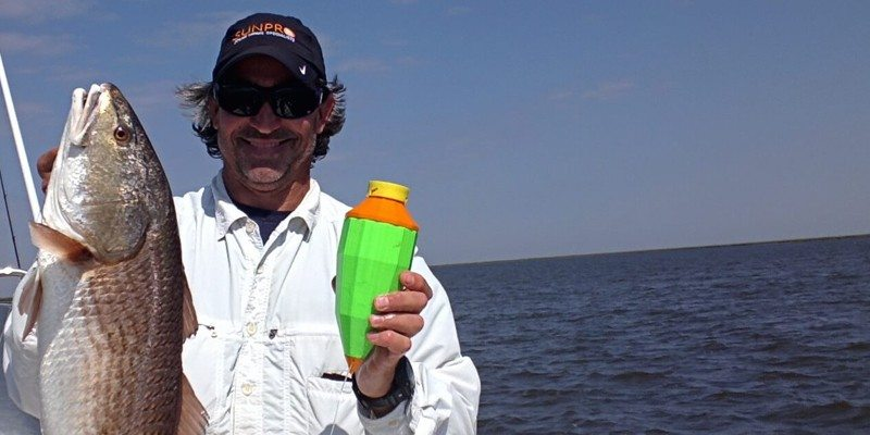 Fish Call electronic fish attractor