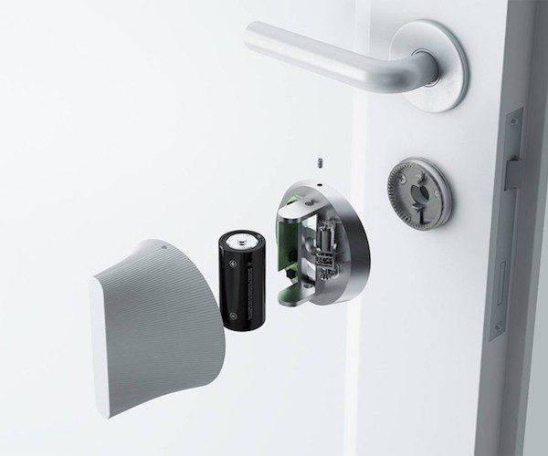 Friday Smart Lock – Turn your phone into your key