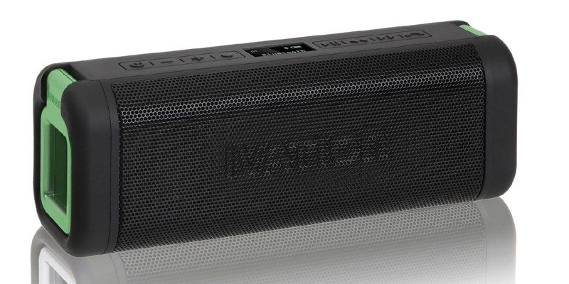 Ivation Acoustix Bluetooth Speaker