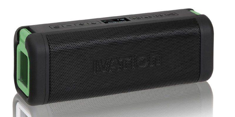 Ivation Acoustix Bluetooth Speaker