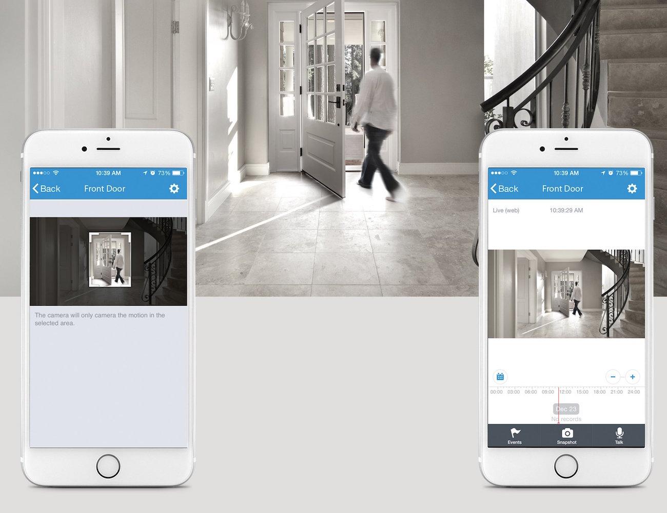 mySight Wi-Fi Cloud Video Camera