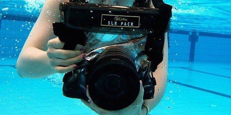 WPS10 Waterproof Camera Case by DiCAPac