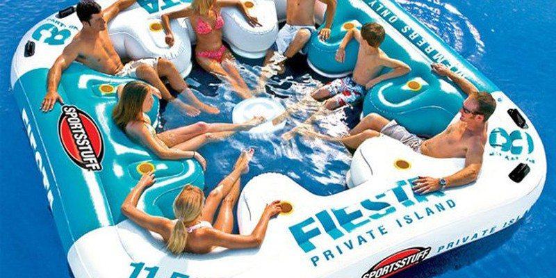 Fiesta Private Island Float