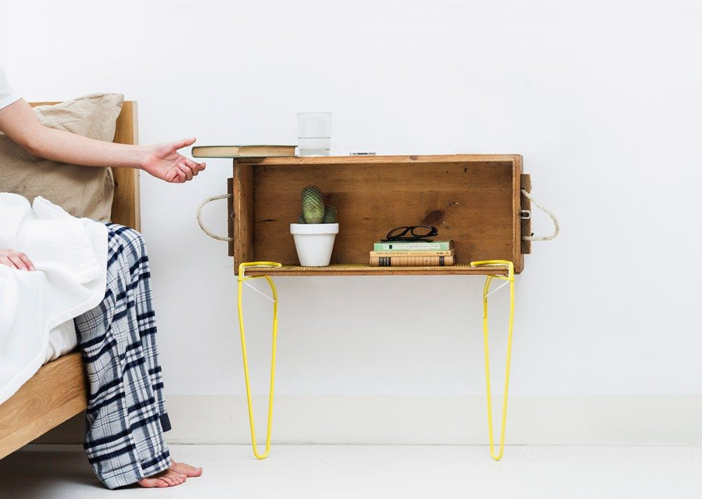 SNAP side table