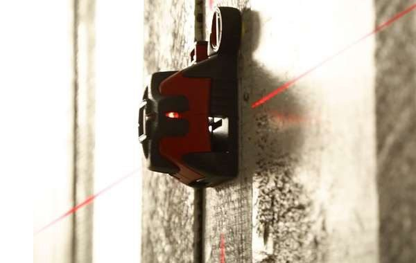 Sure Hang® Gives You a Simpler and Better Laser Level