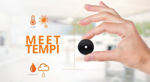 Tempi Represents a Smart and Remarkable Solution to Track Temperature and Humidity
