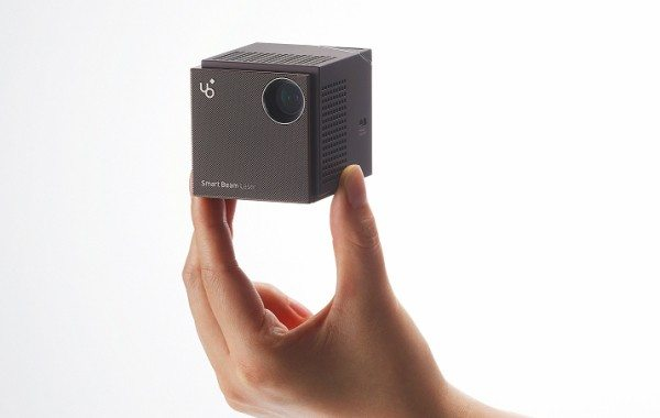 UO Smart Beam Laser is the Awesome HD Pico Projector You Always Wanted