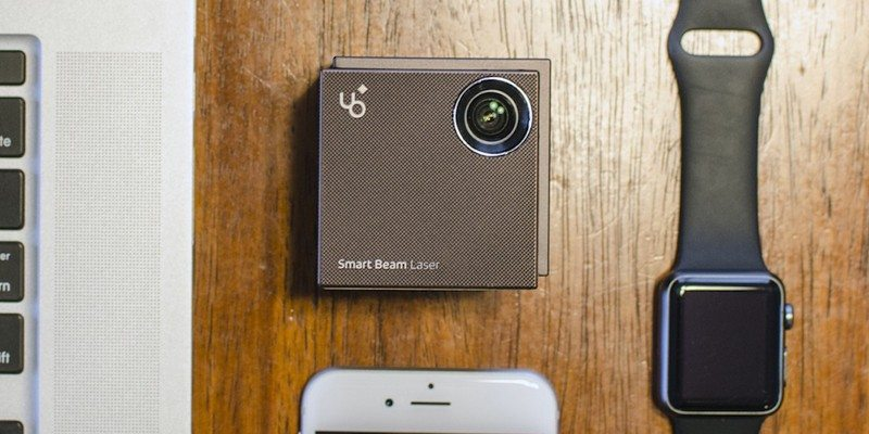 UO Smart Beam Laser Pico Projector