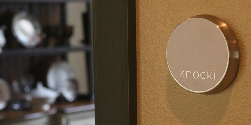 Knocki – Make Anything a Remote Control