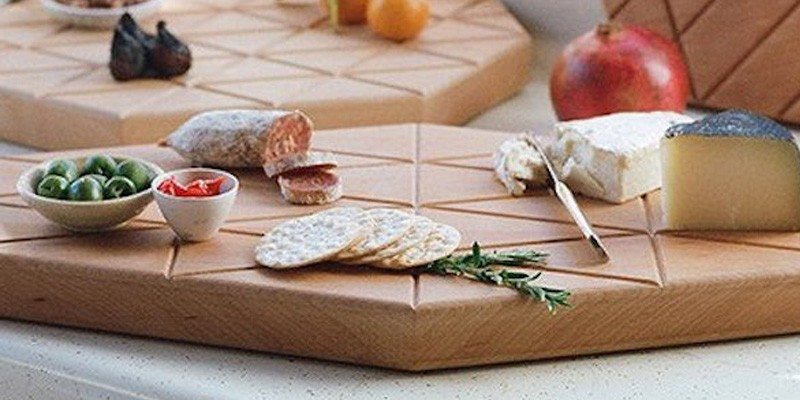 Grid Planks – Cutting and Serving Boards