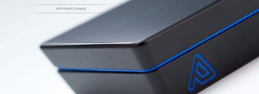 Infinite M: Modular Wireless Charging to Go
