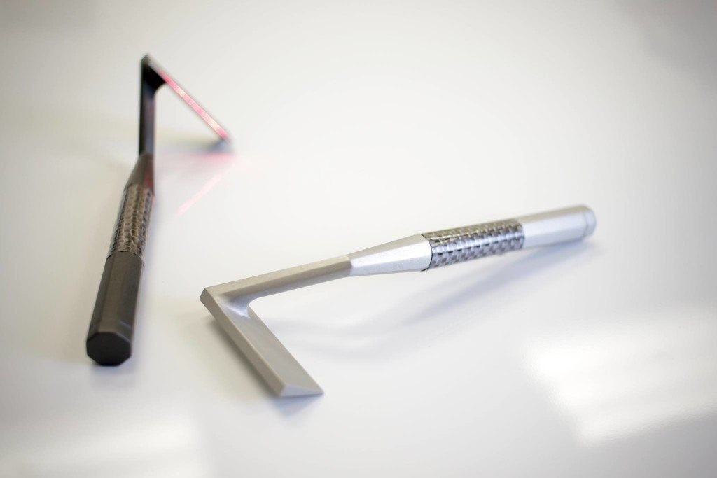 Skarp laser