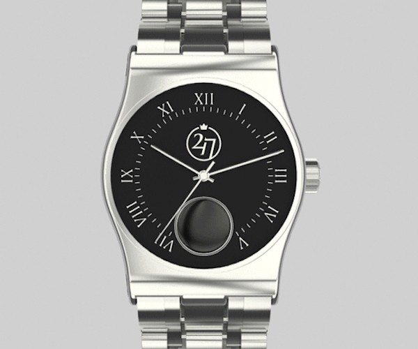 24PI7 – Automatic Mechanical SMART Watch