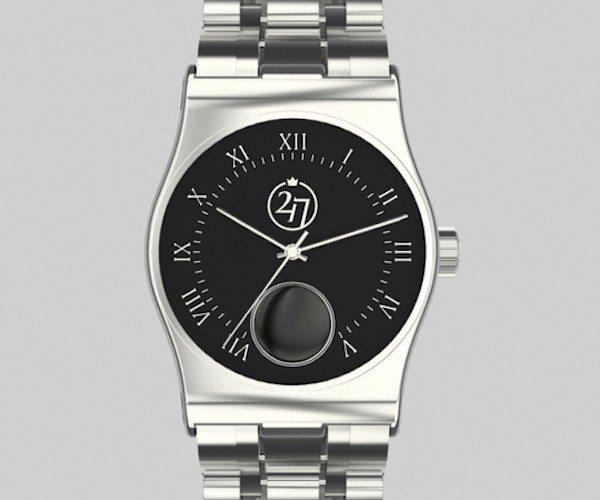 24PI7 – Automatic Mechanical SMART Watch