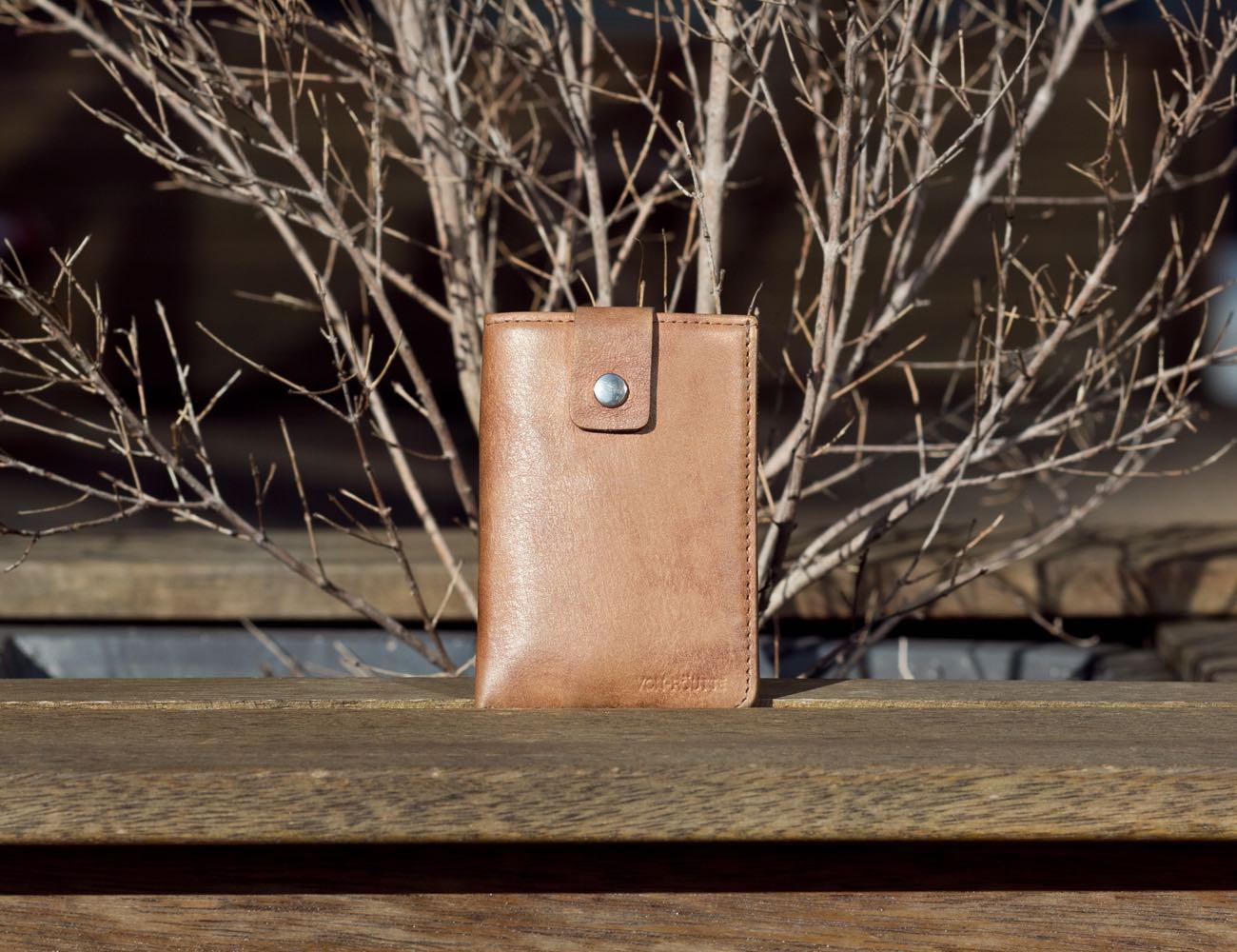 Pull Tab Wallet – Von-Röutte