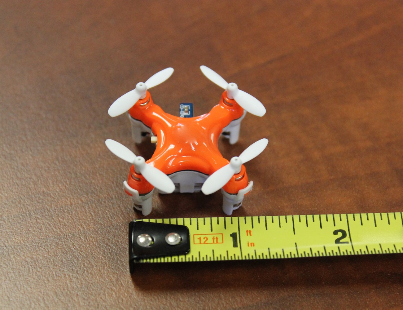 Aerius The New World S Smallest Quadcopter 187 Gadget Flow