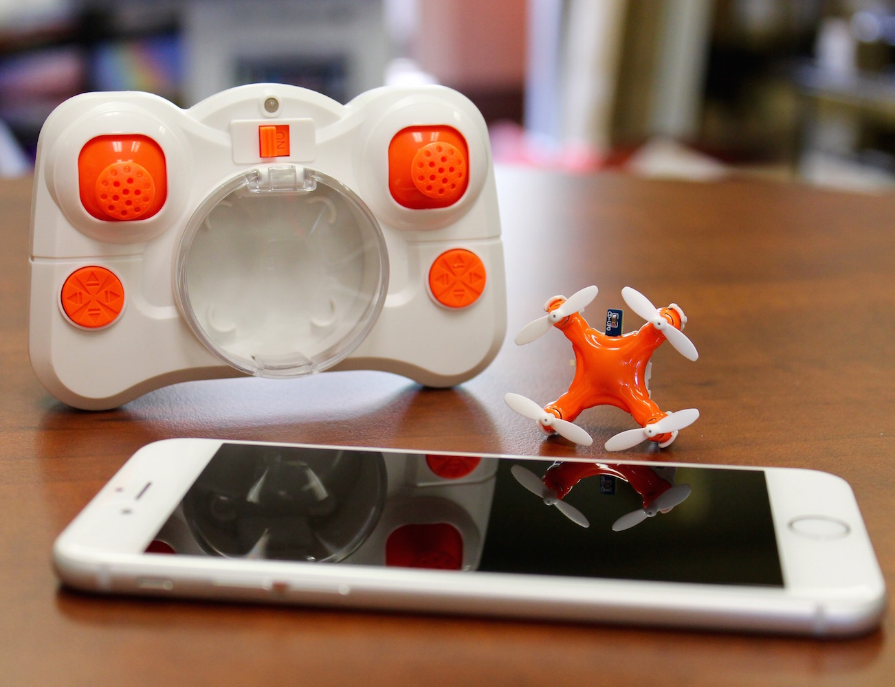 AERIUS: The New World's Smallest Quadcopter