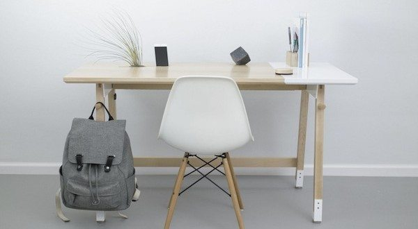 Artifox Standing Desk: All Work, No Wires- Pure Quality
