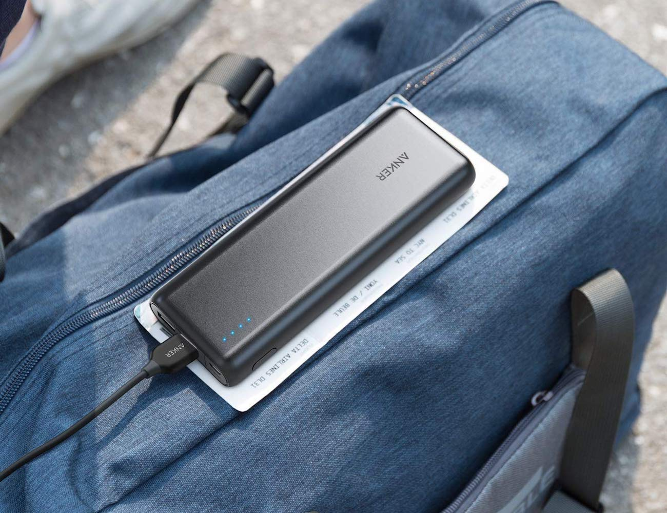 Anker PowerCore 20100 – Ultra High Capacity Power Bank