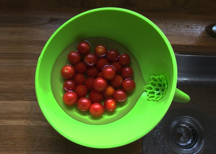 Anton Strainer Bowl – Uses 60% Less Water Than Others