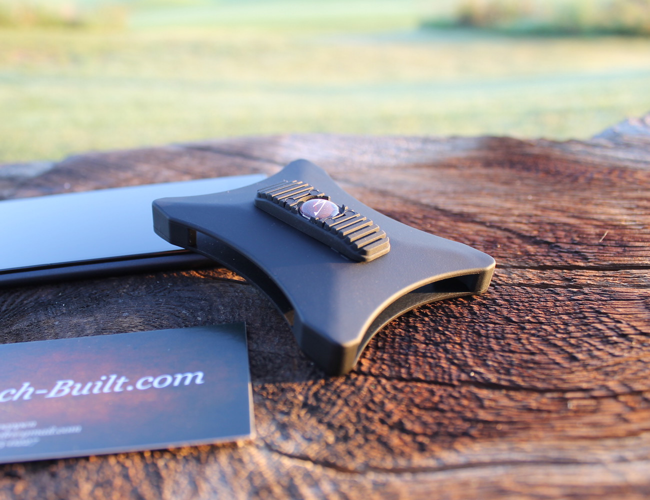 Bench Built Minimalist Wallet