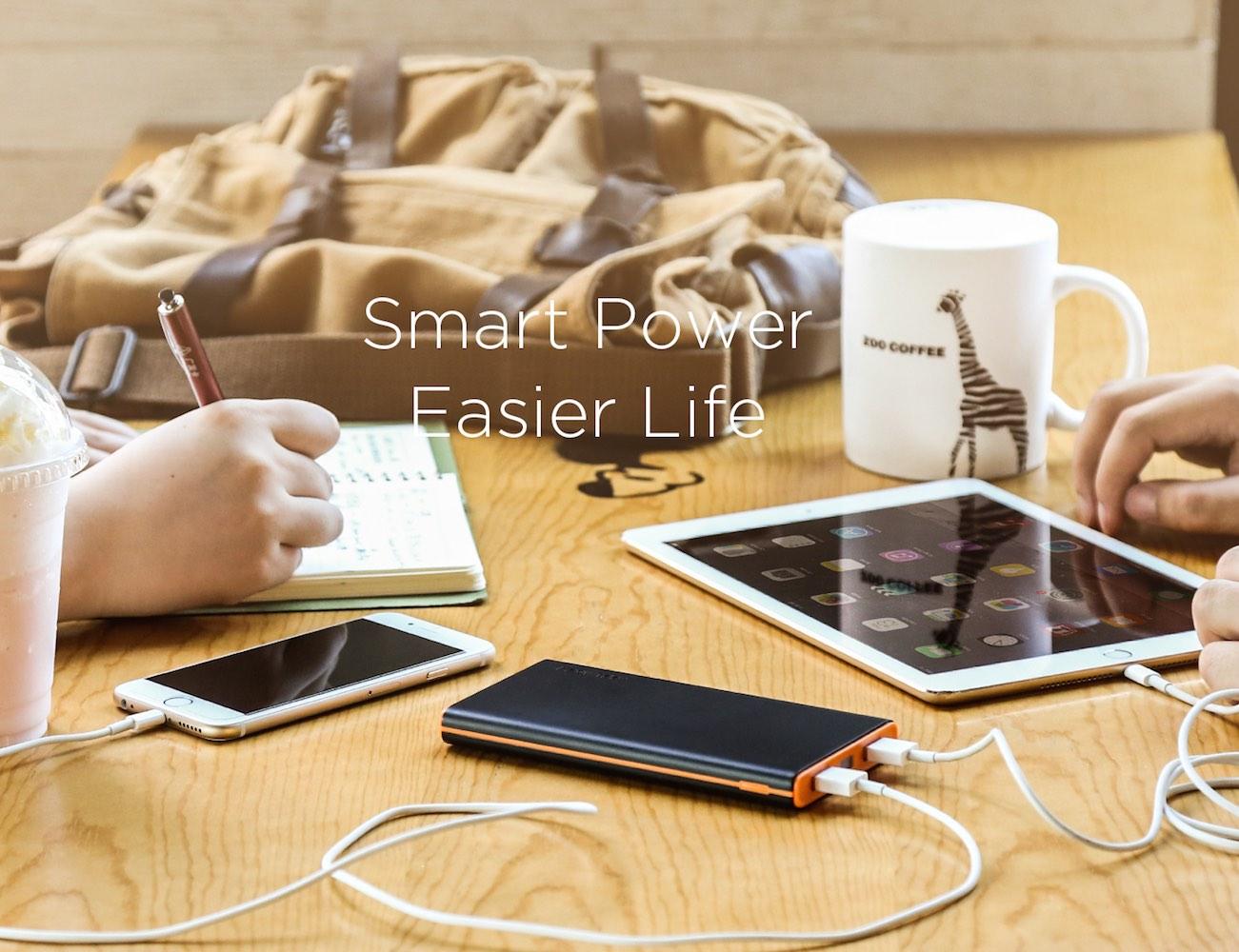Best-Value High Capacity Power Bank – EasyAcc 10000CF