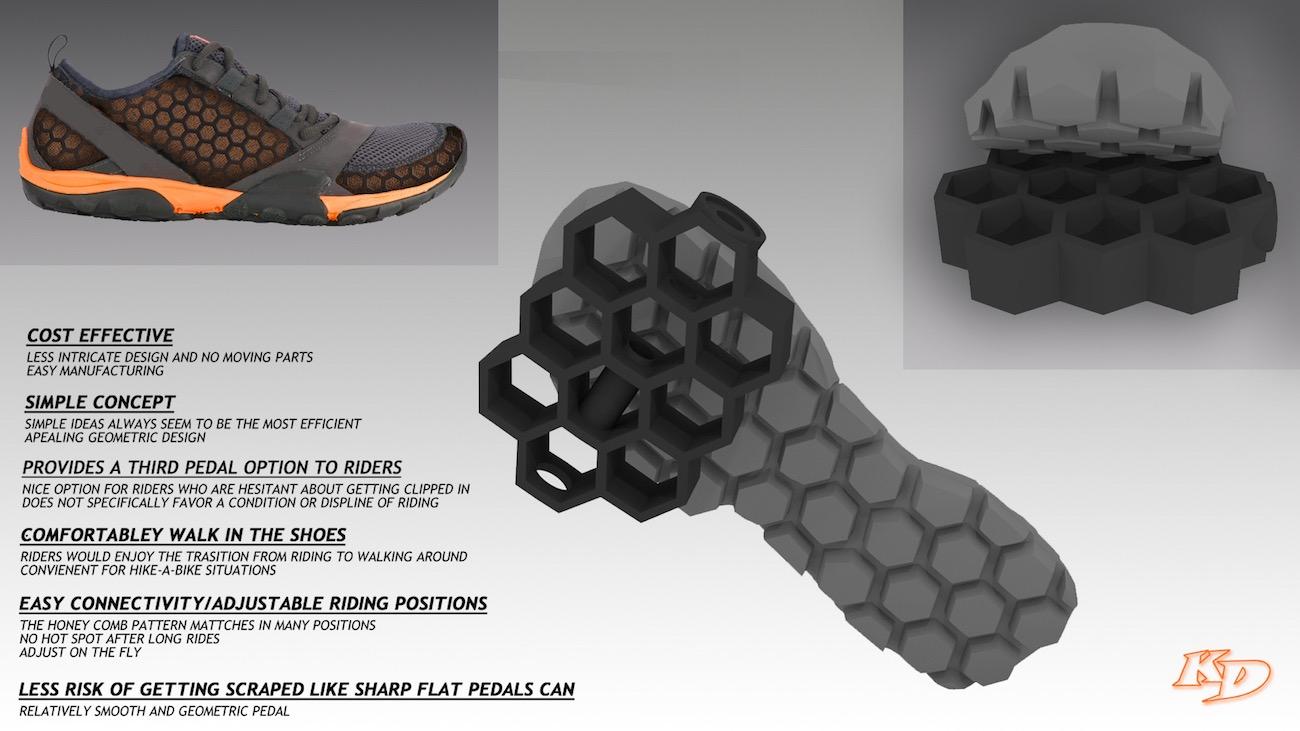Bicycle Shoe and Pedal Combo - Safe and Easy » Gadget Flow