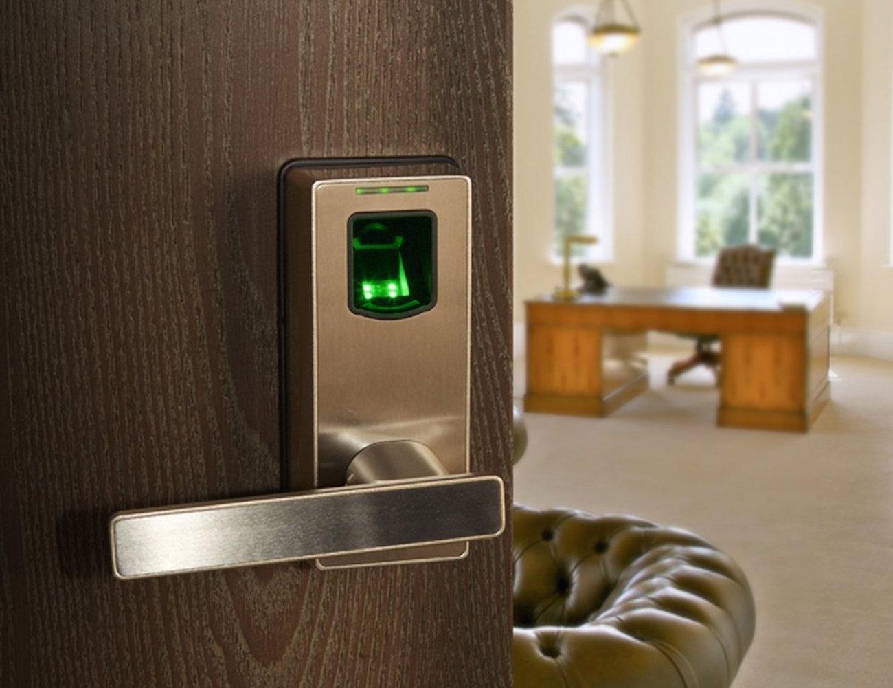 Biometric Fingerprint Lock by uGuardian