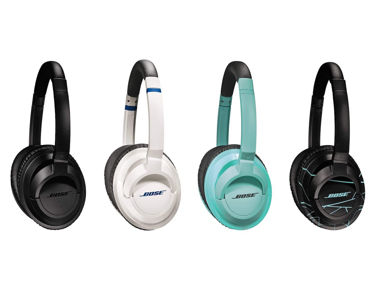 Bose SoundTrue Headphones Around-Ear Style