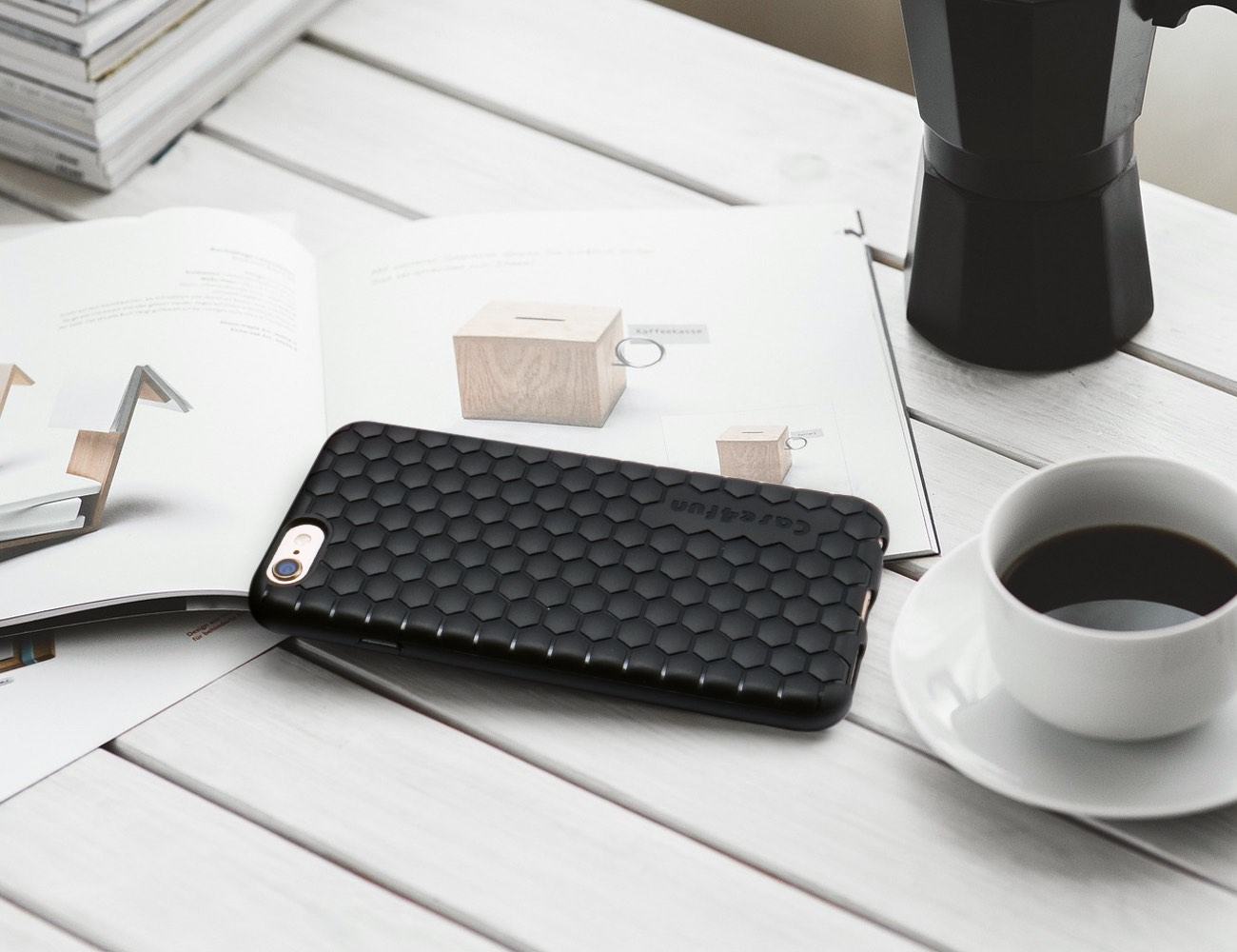 Case4fun Honeycomb iPhone 6S Case