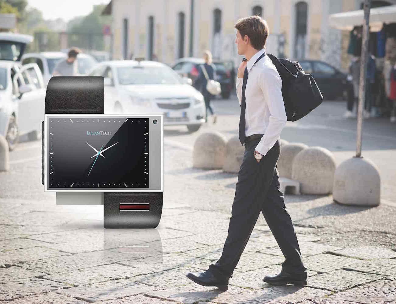 Chameleon – Modular Cellular Smartwatch