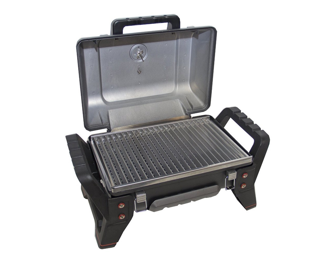 char broil grill2go x200 portable grill for on the go bbqs gadget flow. Black Bedroom Furniture Sets. Home Design Ideas