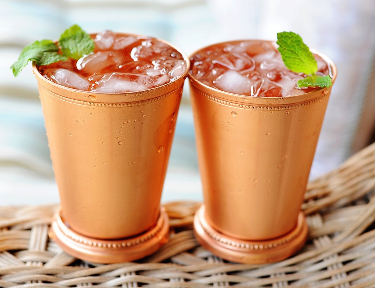 Copper Mint Julep Cup