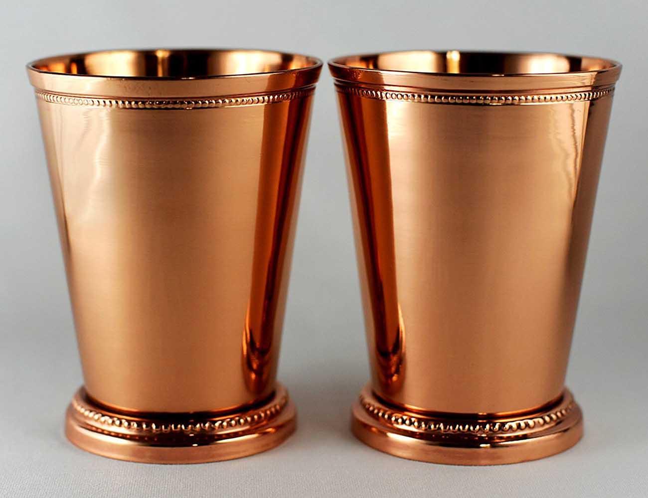 Copper Mint Julep Cup
