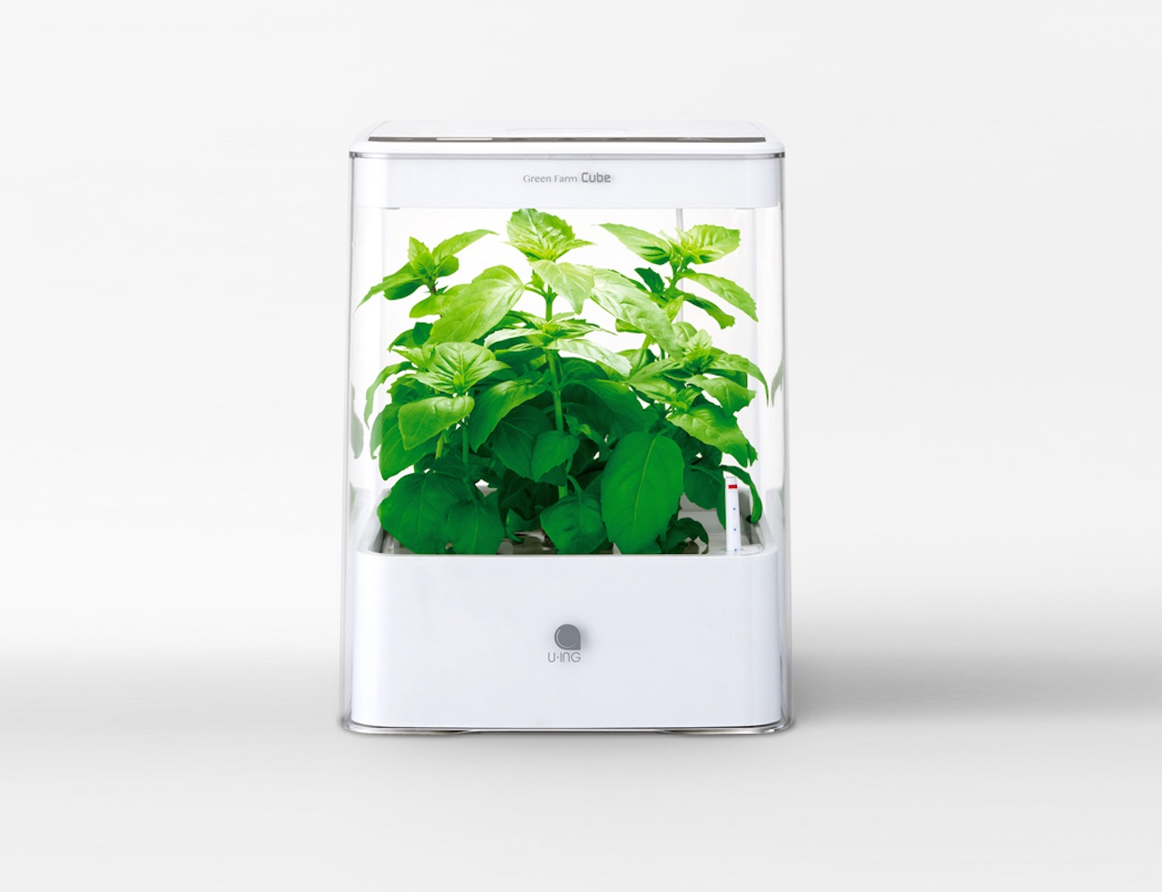 Cube Green Farm Hydroponic Grow Box by U-ING