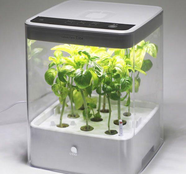 Cube Green Farm Hydroponic Grow Box By U Ing 187 Gadget Flow
