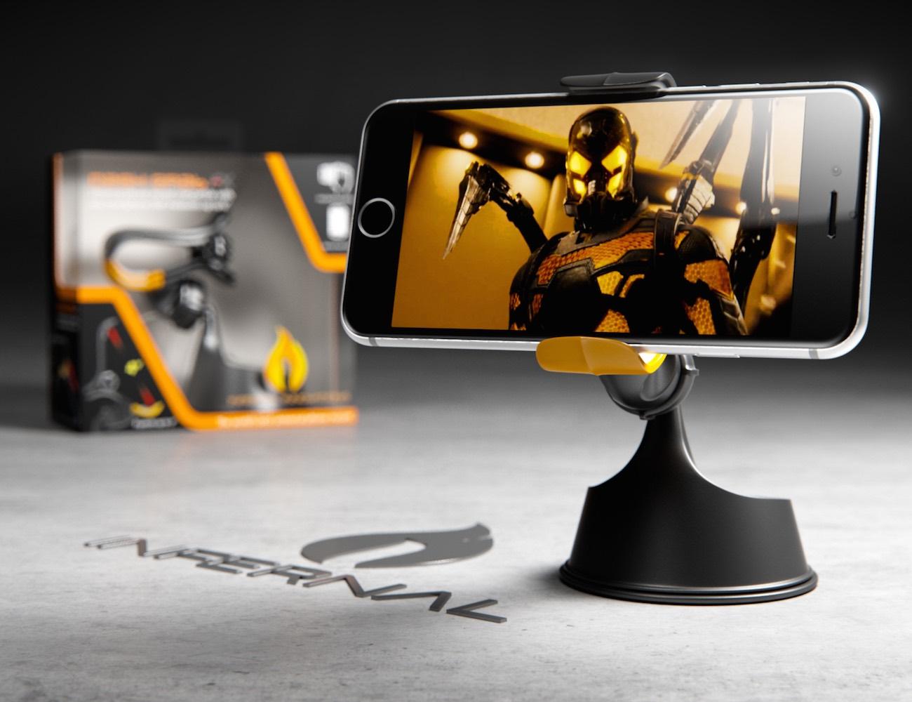 Dash Grab Universal Phone Mount