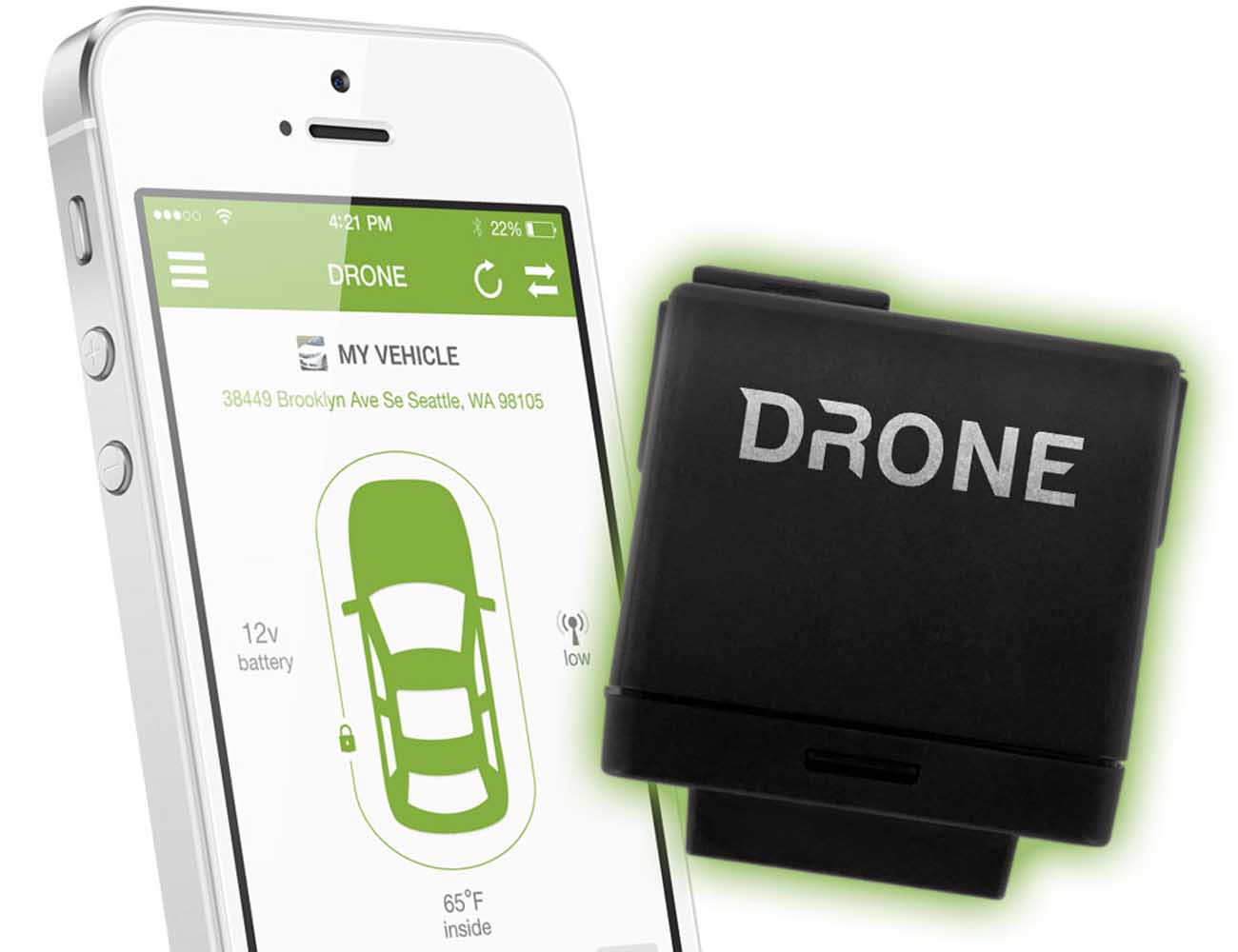 DroneMobile+%26%238211%3B+Smartphone+Remote+Start+GPS+System