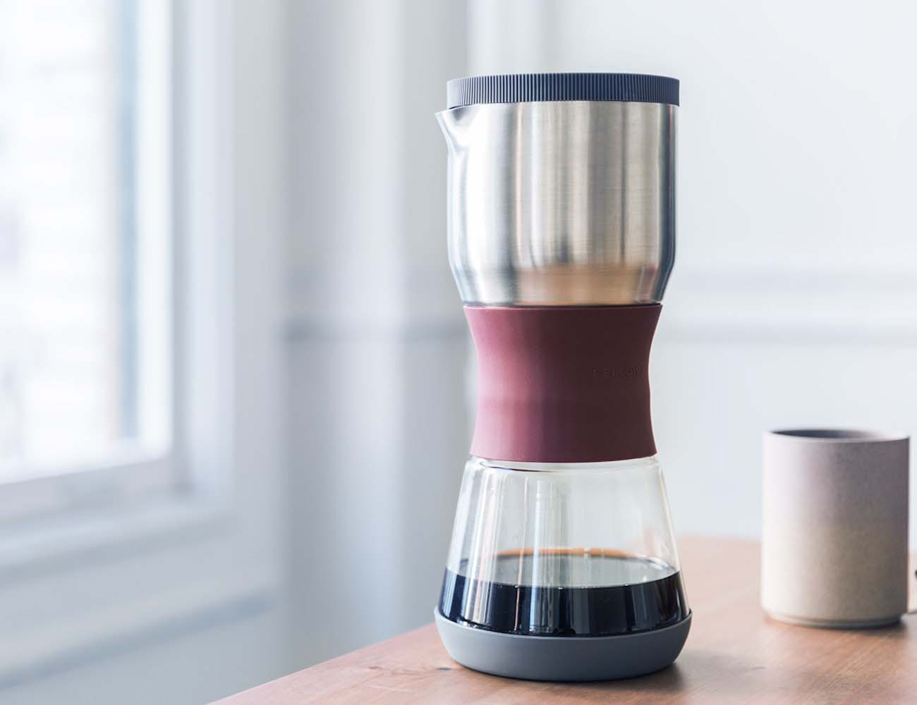 Duo Coffee Steeper – Brews Excellent Coffee At Home