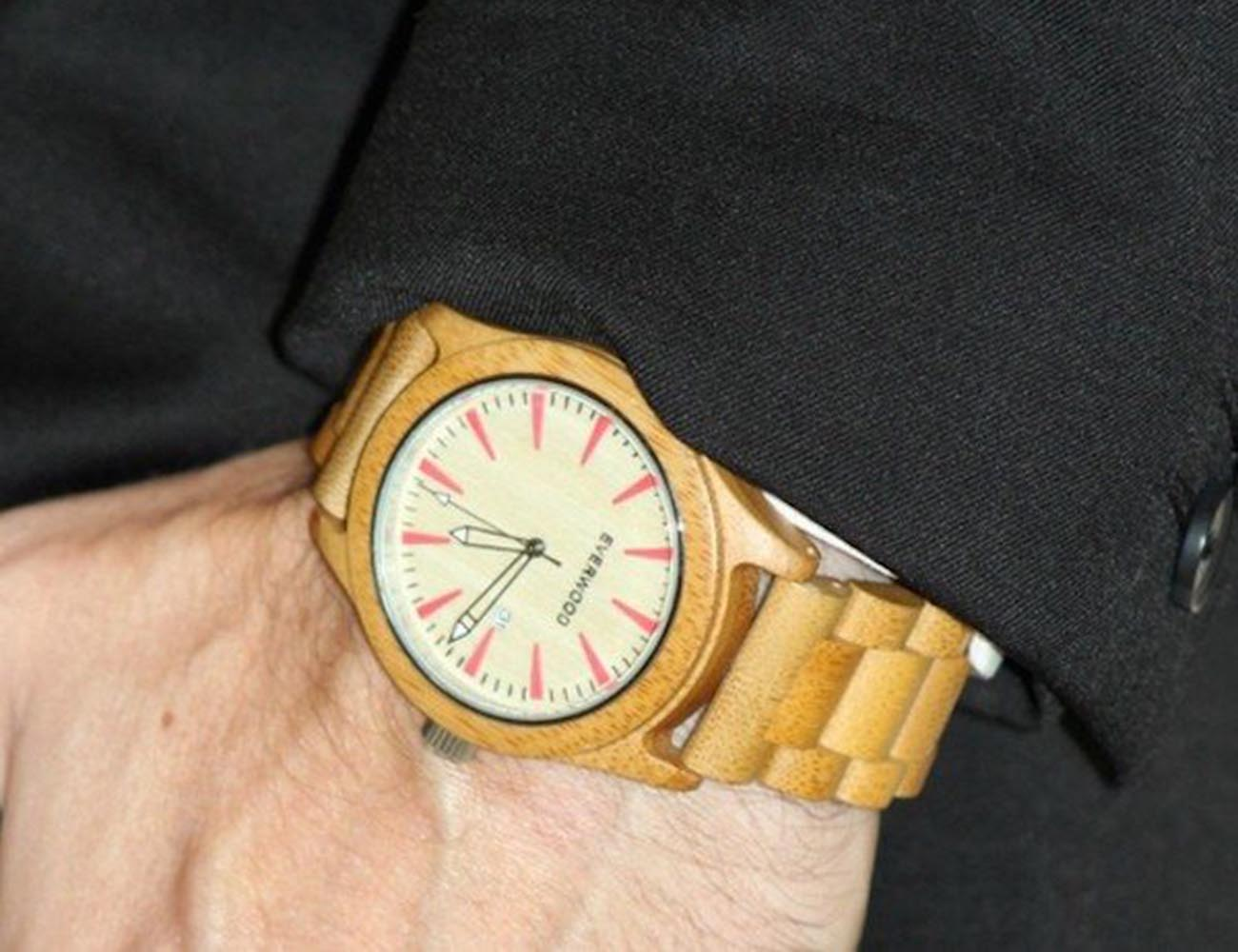 Everwood+Natural+Wooden+Watches+And+Bracelets