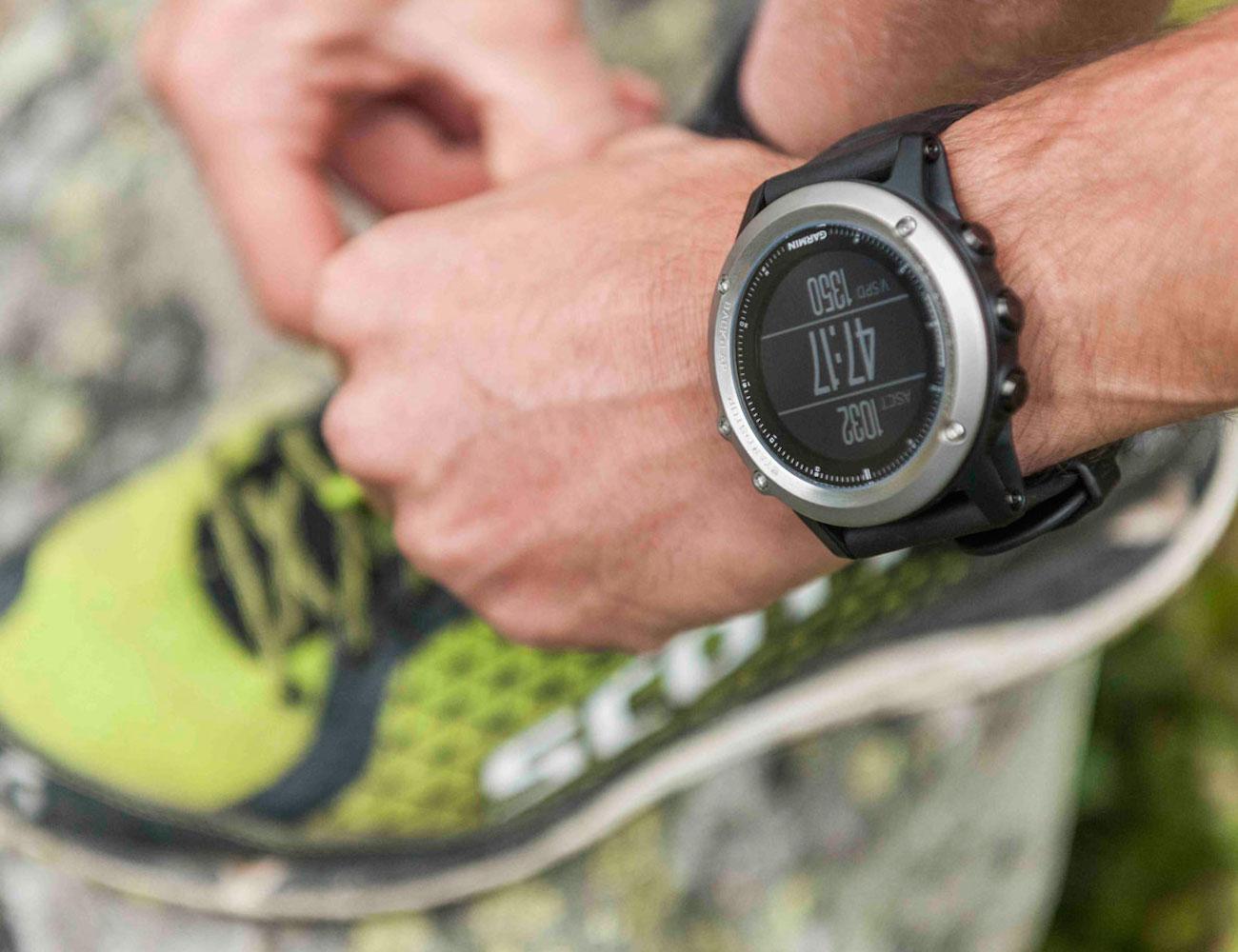 Fenix 3 – Uncompromising Multisport Training GPS Watch by Garmin