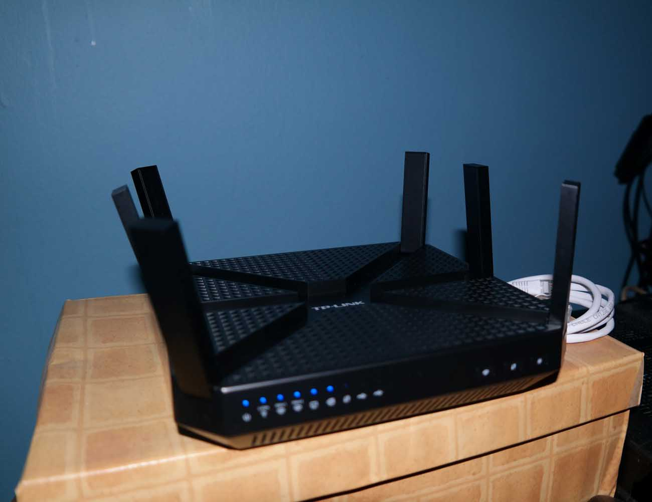Archer C3200 Tri-Band Wireless Gigabit Wi-Fi Router by TP-LINK