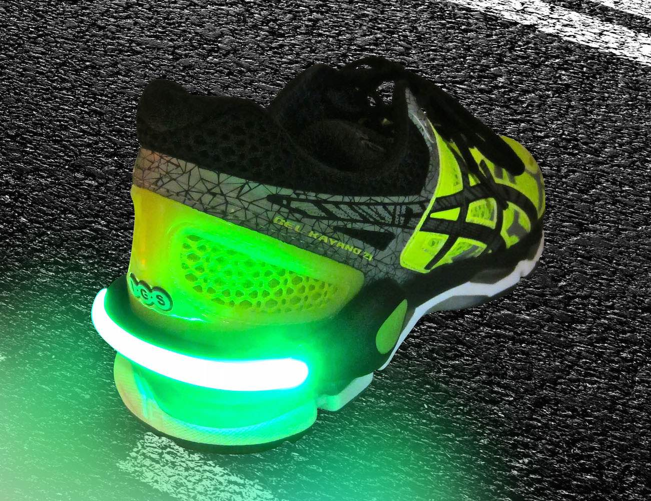 FireFly Running & Biking Light Spurs