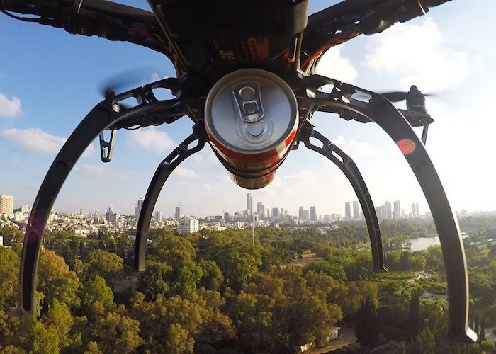 Flytrex – World's First Sky Internet Drone